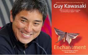 Keri Jaehnig of Idea Girl Media looks forward to hearing about Guy Kawasaki's Enchantment at Social Media Success Summit 2011