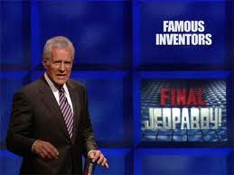 Alex Trebek asks the Final Jeopardy Question