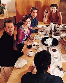 "Idea Girl Media dubs LinkedIn the ""dinner party of social media."""