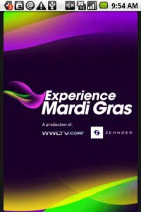 Download the FREE Mardi Gras app on your smart phone!