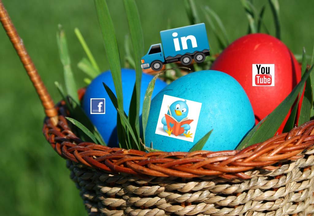 Idea Girl Media provides an Easter Basket full of social media tips & treats!