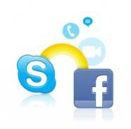 Skype-powered Facebook Video Calling