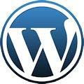 Wordpress is a popular format recommended by Keri Jaehnig of Idea Girl Media