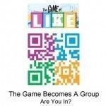 Dawn Collea of Carolina Quick Response creates a QR Code for the Game Of Like Facebook Group