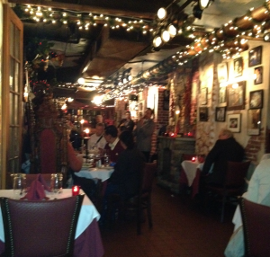 Da Marino Restaurant near Times Square in New York City