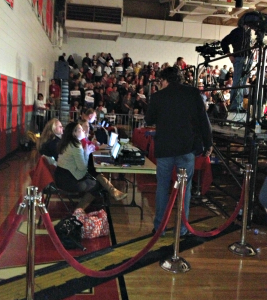 Keri Jaehnig of Idea Girl Media attended a Romney Ralley Victory Event in Clinton County, Ohio and observed the traveling press.