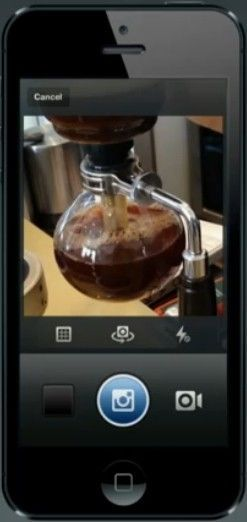 Keri Jaehnig of Idea Girl Media offers your guide to video on instagram with the example video of how to brew great coffee