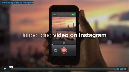 Keri Jaehnig of Idea Girl Media explains the advantages of Video On Instagram for Marketers and features the video announcement