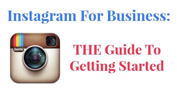 Keri Jaehnig of Idea Girl Media offers valuable insight on Instagram For Business and provides THE guide for getting started