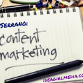 Three keys to success for content marketing described by Ivan Serrano for Idea Girl Media