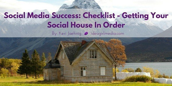 Edit your new, mobile-friendly Google+ profile for social media success, explains Keri Jaehnig of Idea Girl Media