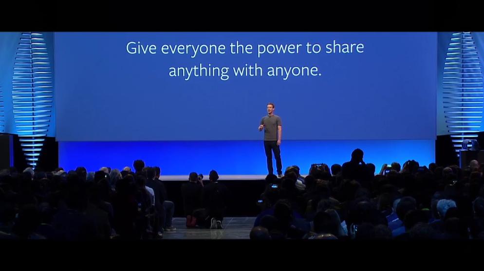 Keri Jaehnig of Idea Girl Media shares important points from f8 Facebook Developer Conference 2016