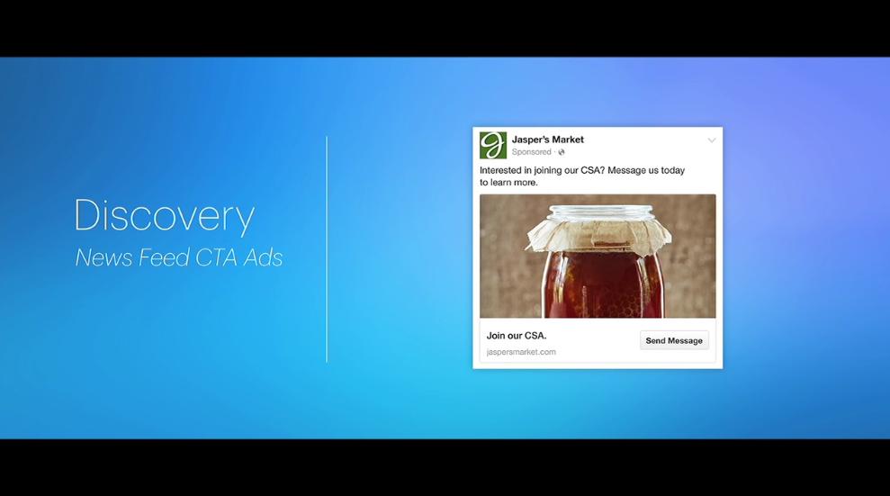 Idea Girl Media's Keri Jaehnig showcases the new News Feed CTA Facebook Ads