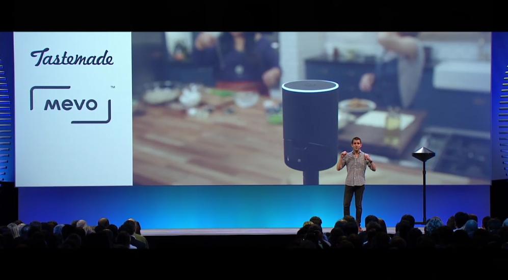 Mevo - Facebook 360 Video Camera, as showcased by Keri Jaehnig of Idea Girl Media