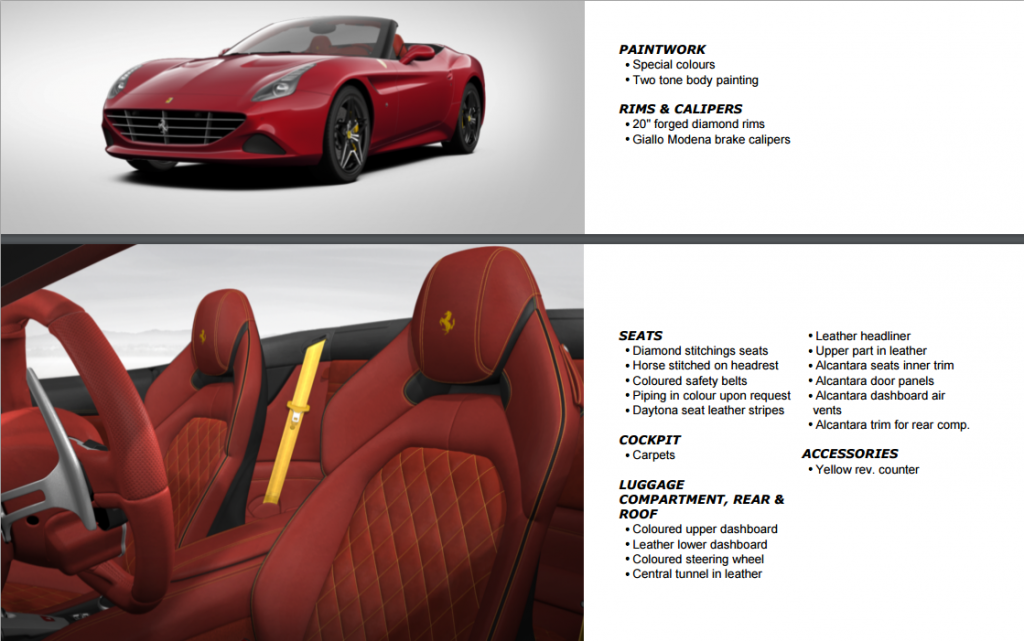 Building a luxury online brand, Ferrari allows you to build your own car, as explained by Matthew Yeoman at Idea Girl Media