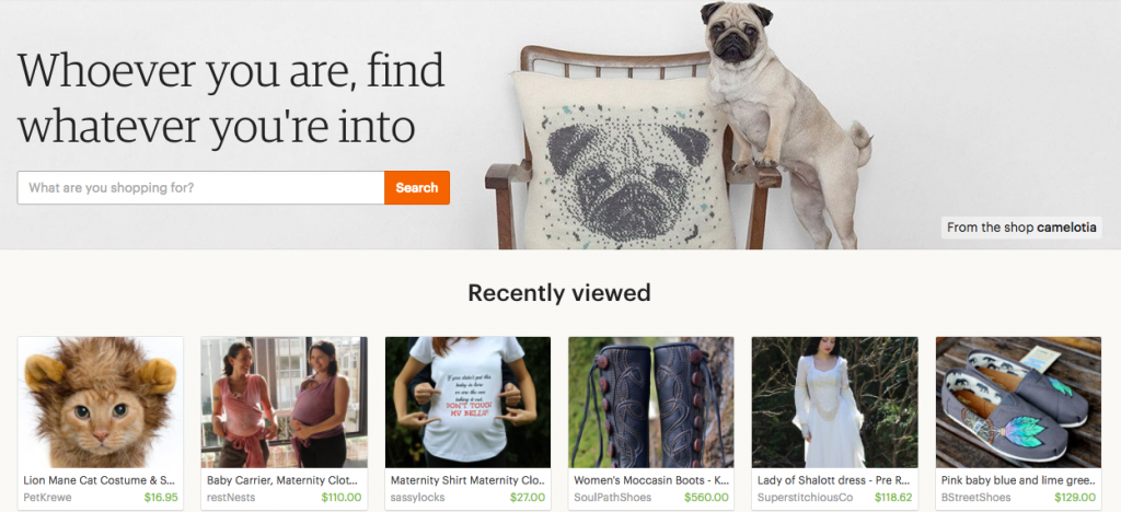 Idea Girl Media shows you an eCommerce Add-On For Etsy For eCommerce Product Pages explained by Jared Carrizales