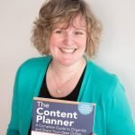 Angela Crocker is the Author Of The Content Planner