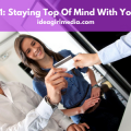 Marketing 101: Staying Top Of Mind With Your Customers outlined at Idea Girl Media