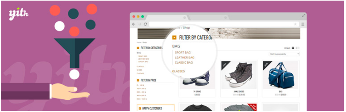 Ajax Product Filter WooCommerce Plugin For Optimal User Experience described at Idea Girl Media