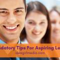Seven Mandatory Tips For Aspiring Leaders outlined at Idea Girl Media