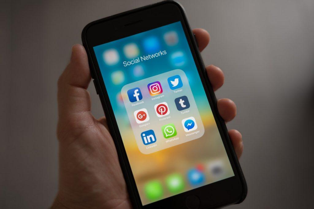 social media campaign posts