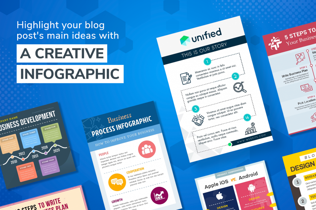 Creating Engaging Easy-To-Read Infographics And Marketing Graphics
