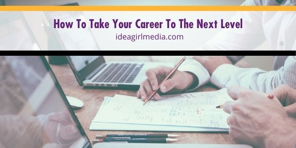 Here are tips on how to combat stagnation in your career outlined at Idea Girl Media.