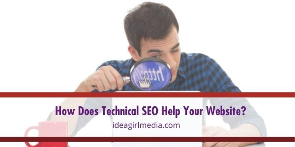 Here are some tips on how technical SEO can help improve your website's Google search rankings outlined at Idea Girl Media.