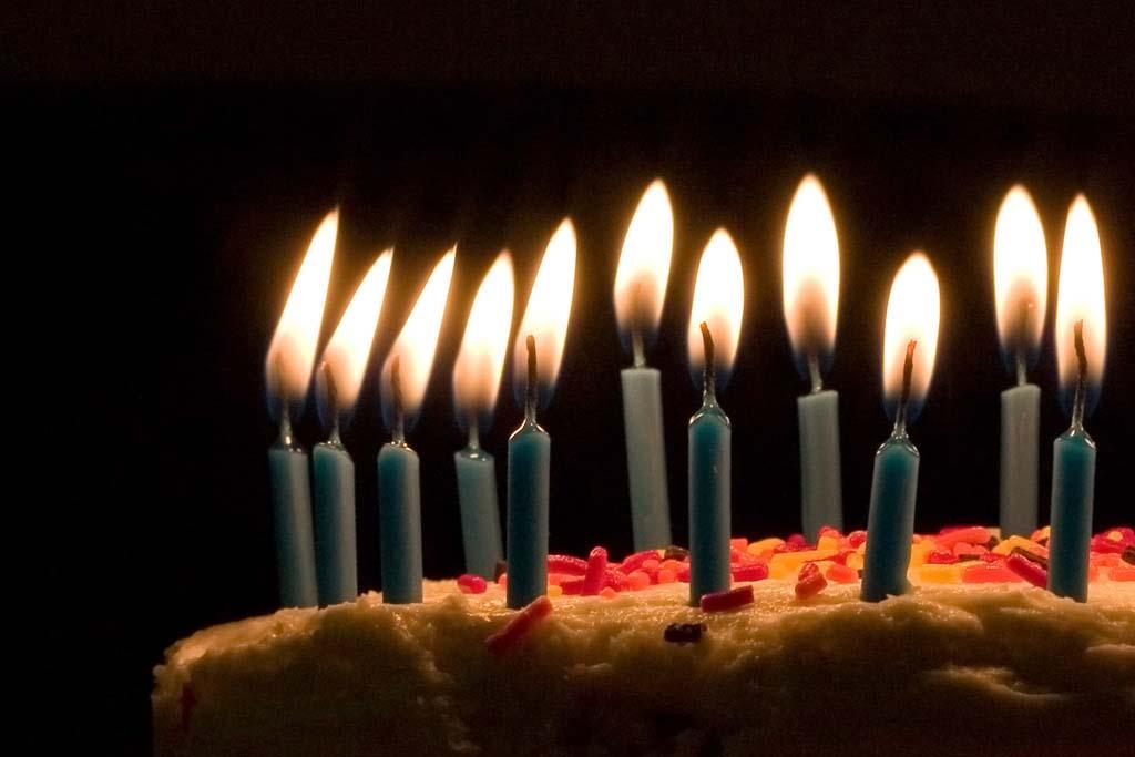 Mark Hayes Happy Birthday To You