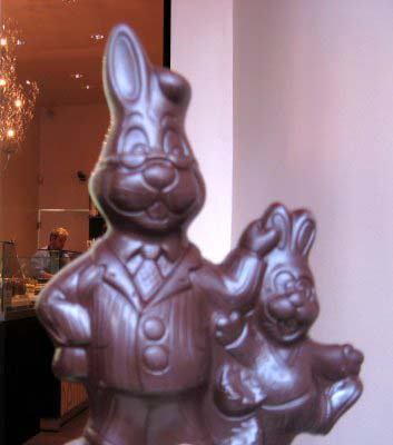 Idea Girl Media offered a chocolate bunny bonus in her Social Media Easter Basket full of tips!