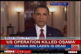 Idea Girl Media talks about the effects of social media on reporting Osama bin Laden's death.