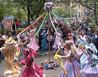 Idea Girl Media put together a collection of social media tips sure to get you dancing under the Maypole!