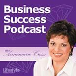 Annemarie Cross hosted Keri Jaehnig of Idea Girl Media on her podcast, The Ambitious Entrepreneur!