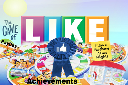 Idea Girl Media & More In Media mentor small business owners with Like Achievements with the Pre-Holiday Facebook: Game Of Like