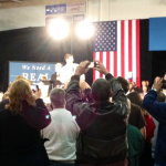 Paul Ryan spoke to citizens of Clinton County, Ohio and Alabama in Sabina, Ohio just before the 2012 Presidential Election.
