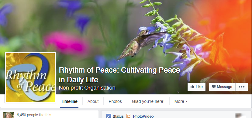Rhythm of Peace Cultivating Peace in Daily Life