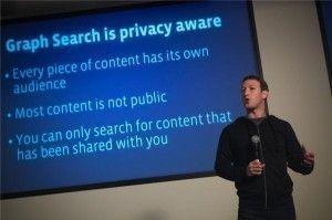 Mark Zuckerberg Explains Facebook Graph Search via CNET