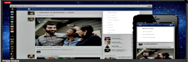 The New Facebook News Feed explained by Keri Jaehnig of Idea Girl Media