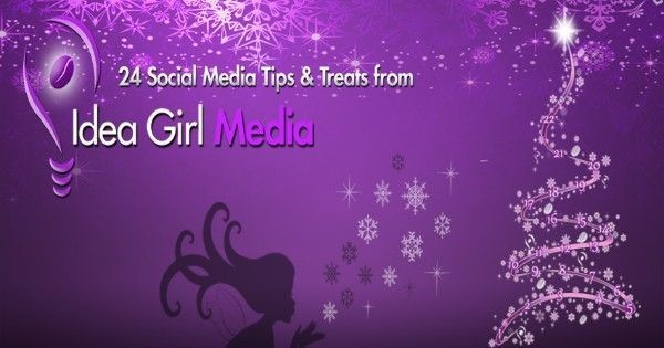 24 Social Media Trips and Tricks For 2014 from Keri Jaehnig at Idea Girl Media