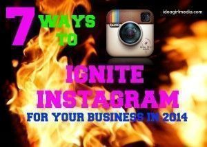 FREE Webinar on Instagram For Business in 2014 hosted by Keri Jaehnig of Idea Girl Media