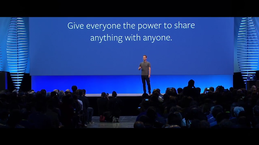 Keri Jaehnig of Idea Girl Media shares important points from f8 Facebook Developer Conference 2016