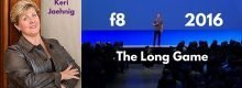 f8 Facebook Developer Conference 2016 simplified guide by Keri Jaehnig of Idea Girl Media