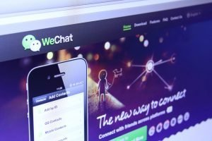 David Smith explains The Case of WeChat in China's mobile app ecosystem at Idea Girl Media