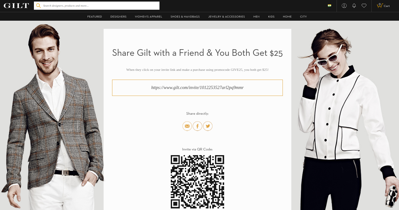 Start A Referral Program For Your Ecommerce Startup suggests Kunjal Panchal at Idea Girl Media