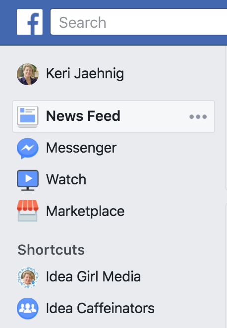 A Facebook Marketing Options You May Be Forgetting About Is Facebook Marketplace points out Keri Jaehnig at ideagirlmedia.com