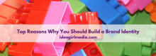 Top Reasons Why You Should Build a Brand Identity explained at Idea Girl Media