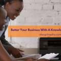 Better Your Business With A Knowledgable Background outlined at Idea Girl Media