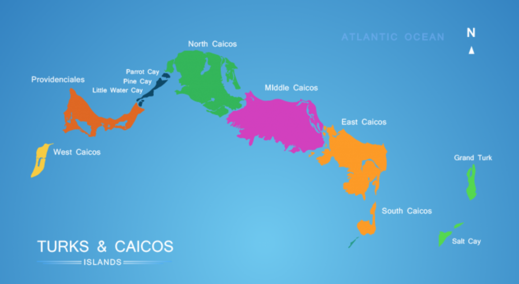 Keri at Idea Girl Media Explains A Vacation To Turks And Caicos Will Be On Two Of The Forty Islands